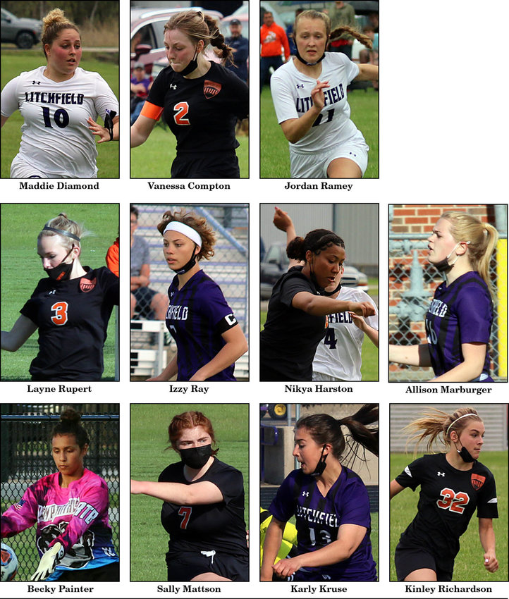 South Central Conference 2020-21 All-ConferenceGirls Soccer