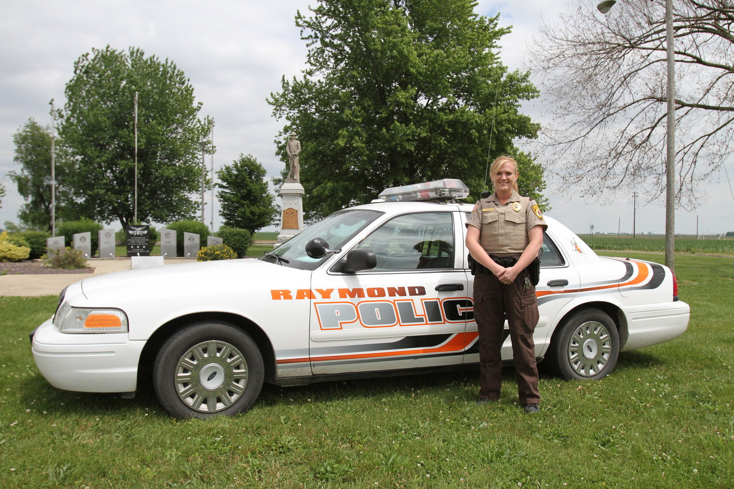 "Chief Valerie Sheldon was featured in The Journal-News' 2012 ""10 Under 40"" publication."
