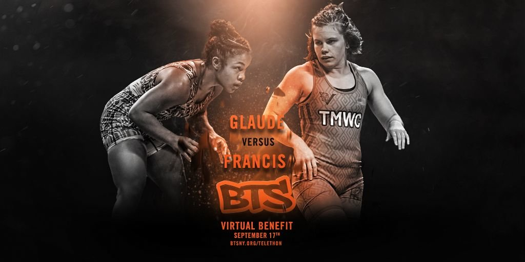 Litchfield grad Victoria Francis will face Alexandria Glaude on Sept. 17, at the Beat the Streets benefit in a rematch of the 2019 Senior National semifinal, which Francis won by a 3-2.