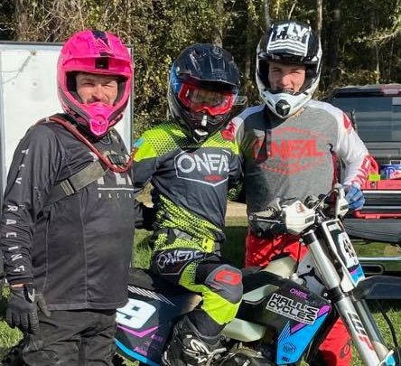 Jeremy Walker, along with sons, Jhak and Jhadyn, competed in the Gobbler Getter National in Stanton, AL, on Sunday, Nov. 1, round eight of the NEPG series. Both Jhak and Jhadyn finished second in their divisions and are in the top five in the series point standings.