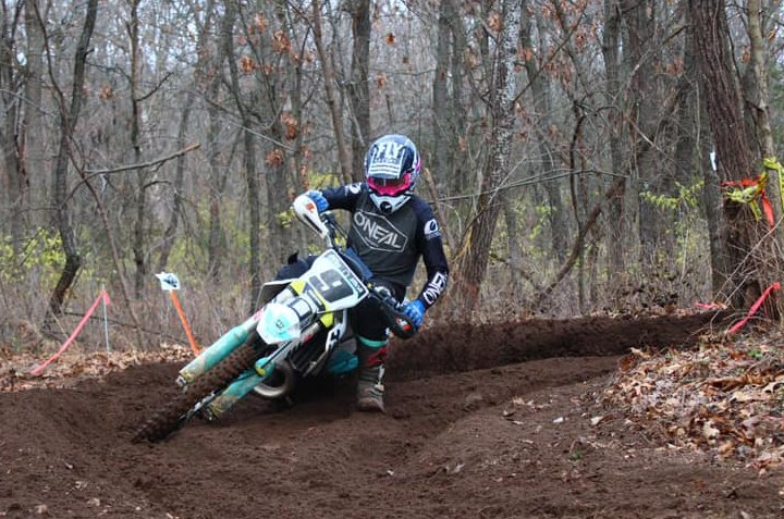 Jhadyn Walker of Morrisonville and his brother Jhak made their way north to Prophetstown for the MXC Series finale on Sunday, Nov. 15. In his Pro A debut, Jhadyn finished sixth overall, while Jhak won the Open B division.