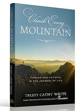 "Trudy Cathy White, a Christian entrepreneur, speaker and former International Mission Board missionary, offers wisdom from personal mountaintops in a new book, ""Climb Every Mountain: Finding God Faithful in the Journey of Life.""  (Baptist Press photo)"