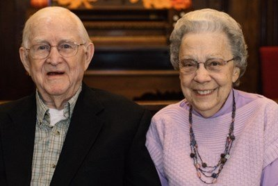 Alfred Rawson's 1952 profession of faith at a Billy Graham meeting in Japan during the Korean War yielded an Easter Sunday baptism three years later for him and his wife Ruth.  (Submitted photo)