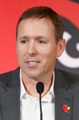New Louisville coach Scott Satterfield said he isn't opposed to a platoon system at quarterback. (Louisville Athletics photo)