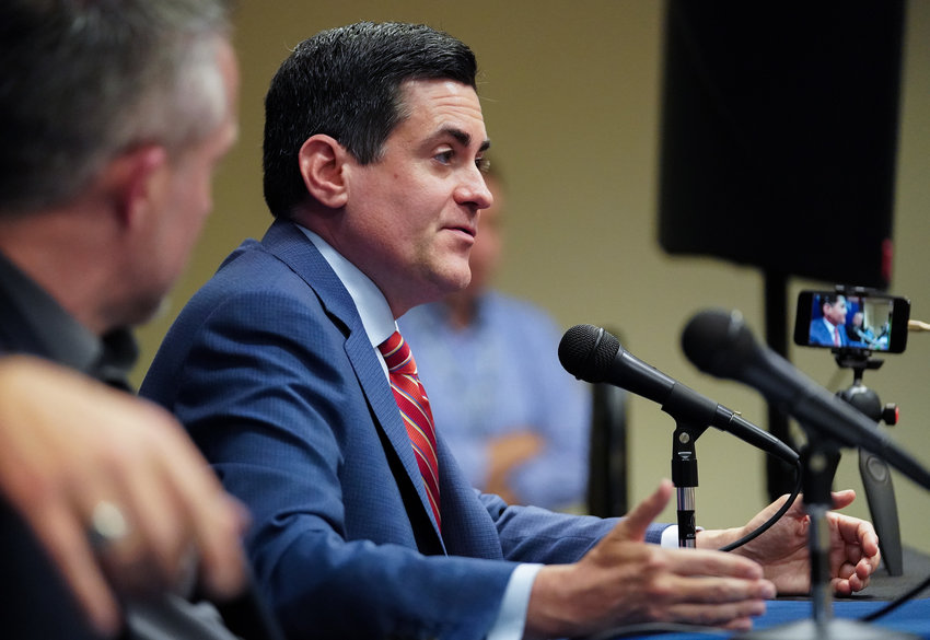 Russell Moore is stepping down from the ERLC to take a position with Christianity Today, an evangelical magazine started by Billy Graham.