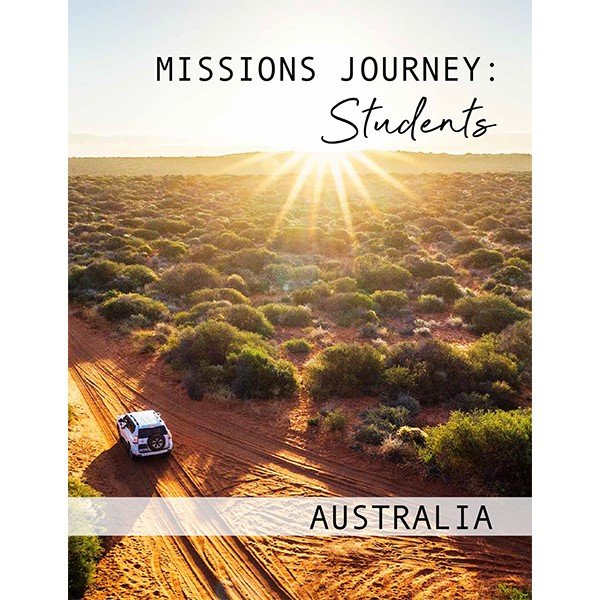Missions Journey: Students is a new digital resource which empowers students to live as disciples on mission for Jesus.