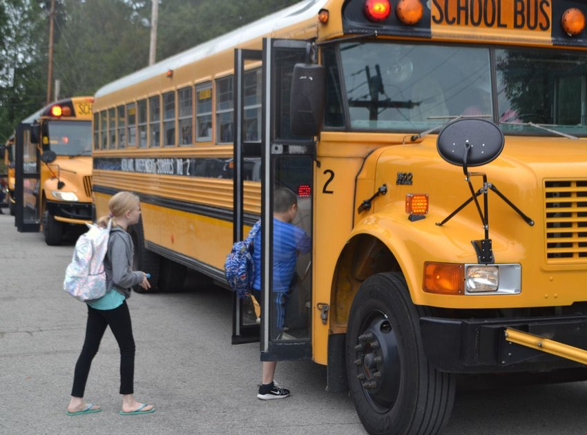 Schools are back in session throughout the commonwealth. Don't forget to pray daily for the students, teachers and administrators. (Kentucky Today file photo)