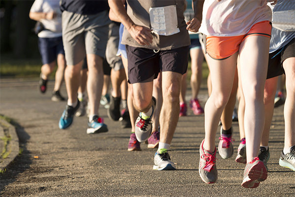 Runners are invited to the God and Country 5K on Nov. 9 in Lexington as part of the Crossover 2019 events of the Kentucky Baptist Convention. (coachwood - stock.adobe.com)