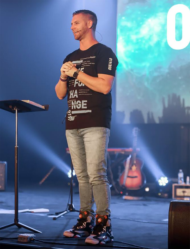 "Shane Pruitt has been named director of next gen evangelism for the North American Mission Board (NAMB). ""My prayer is to see a movement of God and a revival among students,"" Pruitt said. (Baptist Press photo)"