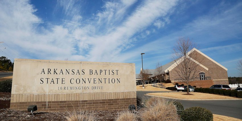 Arkansas state convention, association, church and pastor have been named in a sexual abuse lawsuit.