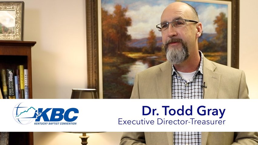 Dr. Todd Gray gives reasons why Kentucky Baptists oppose gambling in a new video from the Kentucky Baptist Convention.