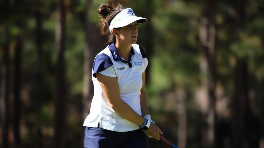 Emma Talley will become the first female to play in a historic tournament in Paducah next month. (LPGA photo)
