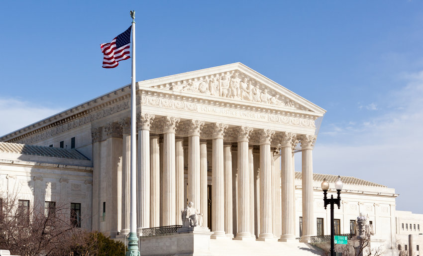 U.S. Supreme Court - Adobe Stock Photo
