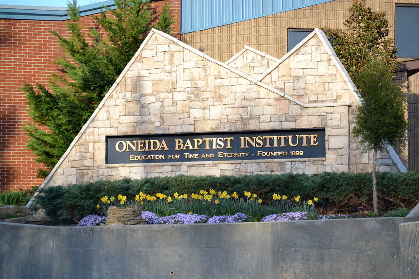 Oneida Baptist Institute will be open this fall to local students for in-person classes. International students can use an online option but there will be no boarding this school year.