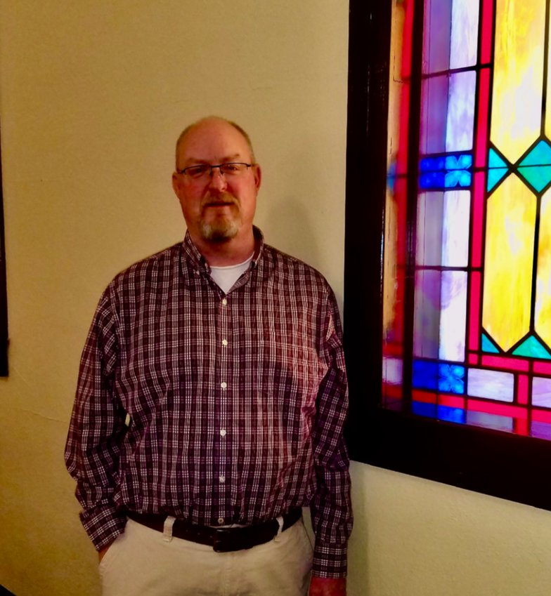 Shane Holt is the youth director at Mt. Pleasant Baptist Church,