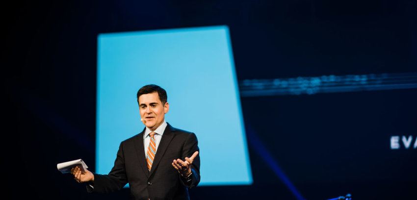 In a leaked letter, Russell Moore said he got much pushback from SBC leaders. (Karen Race Photography)