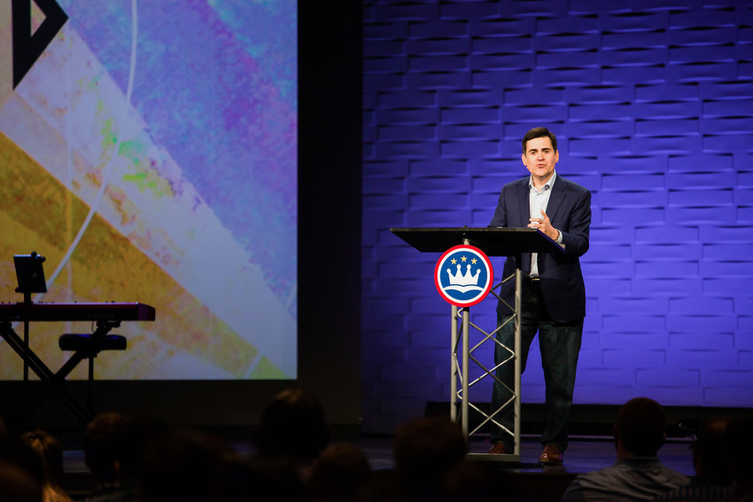 A second letter from former ERLC President Russell Moore has drawn strong response from Southern Baptist leaders who are calling for an independent investigation. (BP photo)