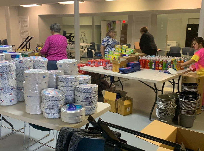 Little Clifty Baptist Church will be taking two mission trips in a span of three weeks covering the end of September and early October. They are looking for some help.