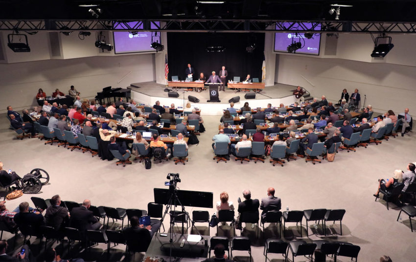 Southern Baptist Convention Executive Committee met on Tuesday. (Baptist Press/Brandon Porter)