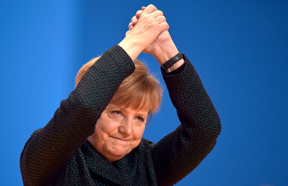 german chancellor angela merkel - photo #32