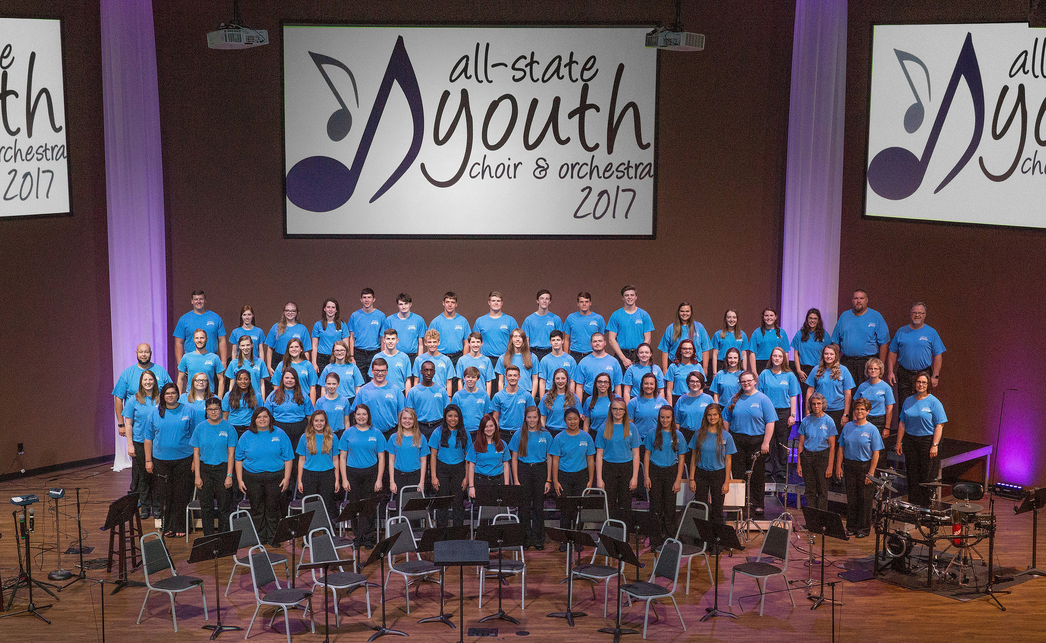 Seventy-five talented high school students from Baptist churches across Kentucky will be showcased at an elite regional choir conference in Louisville on Wednesday, Feb. 20, 2018. (Kentucky Today/Robin Cornetet)