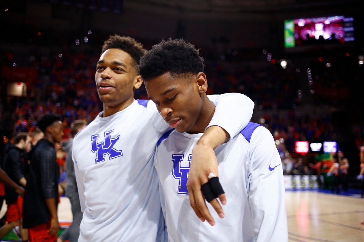 SEC Tournament bracket set. See what's ahead for Kentucky