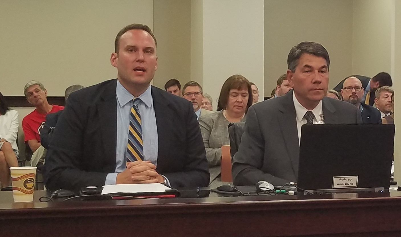 Lawmakers hear pros and cons on death penalty in Kentucky