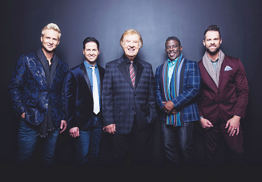 The Gaither Vocal Band, led by gospel songwriter Bill Gaither, will perform at the East Kentucky Expo Center at 6 p.m. Saturday.  (Photo/Appalachian News-Express)