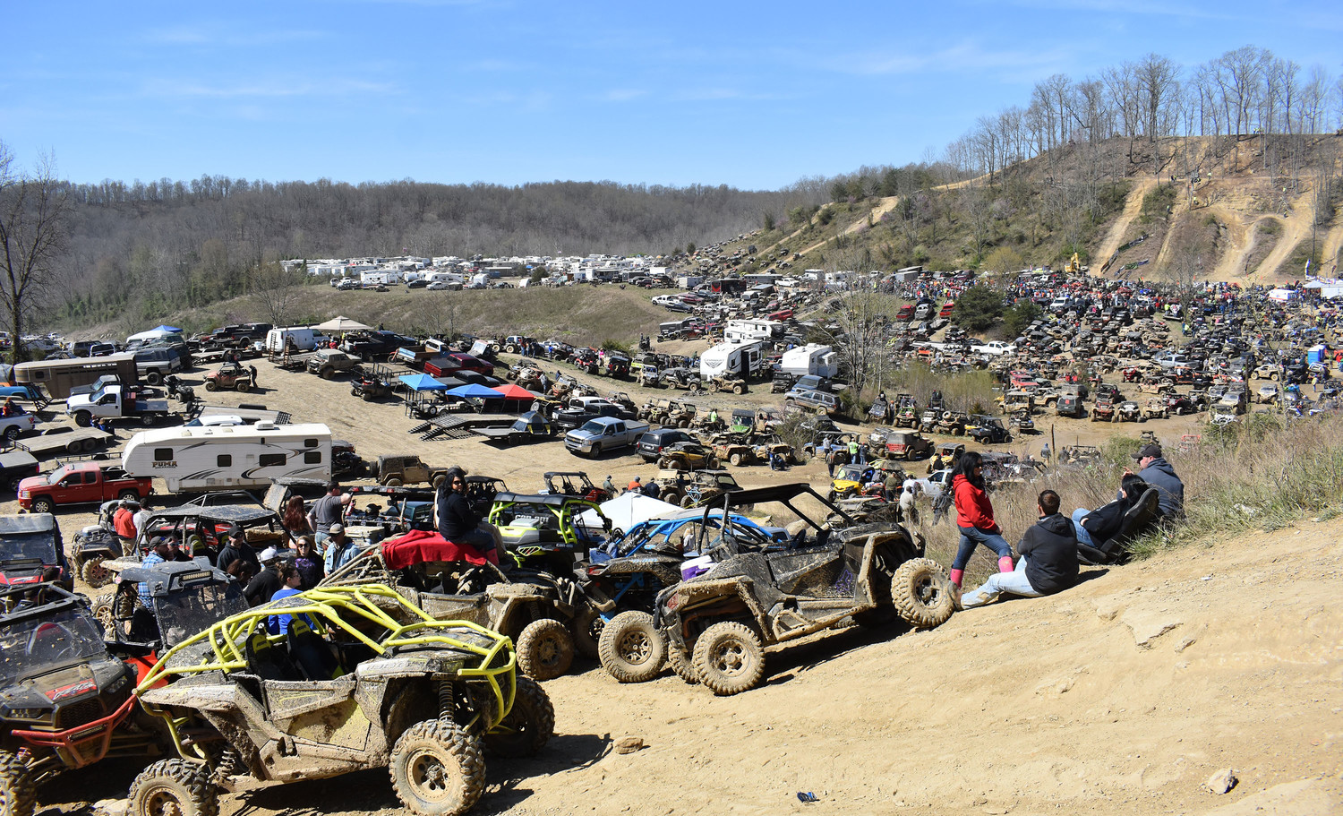 Thousands from around the world have taken advantage of the Rush Off-Road experience in northeastern Kentucky. (Rush Off-Road photo)