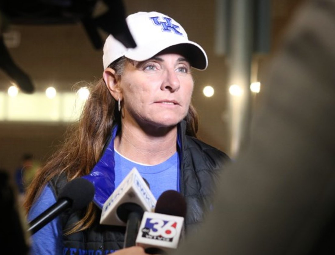 For the fourth season in a row, the coach Rachel Lawson and the Kentucky softball team will host an NCAA Tournament game. (UK Athletics Photo)
