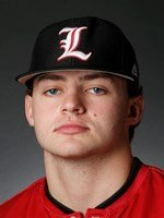 Zach Britton's home run was Louisville's only hit in a 7-1 loss to Clemson in the ACC baseball tournament in Durham, N.C.