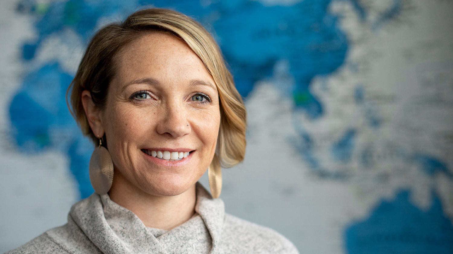 Somer Nowak is the prevention and response administrator for the IMB, a new position with the organization. (IMB photo)
