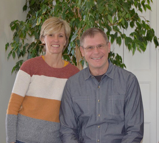 Richard and Michelle Collins, who served in the ministry in Kentucky for 14 years, is currently in Utah. Richard likens it to serving in a third world country,