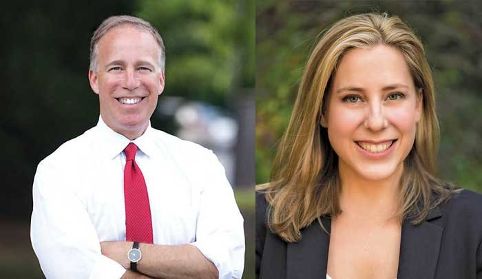 Legis. Tom Cilmi and Liuba Grechen Shirley decide not to run for the longtime congressman's seat next year