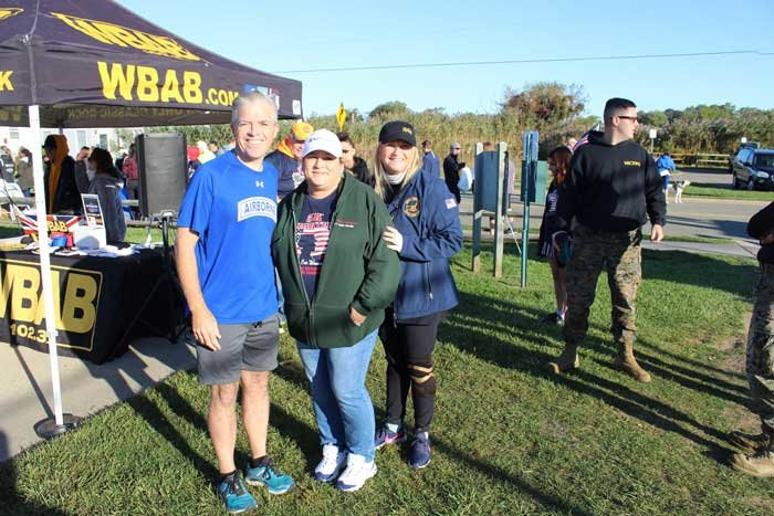 StaceyAnn Castro-Tapler received her appointment after hosting the third annual 5K for Fighters race in Patchogue in October. She will now serve as a member of the board for the first-ever Women Veterans Advisory Board in Suffolk County.
