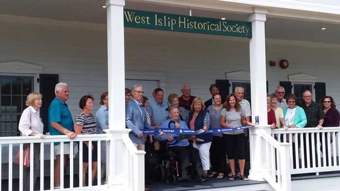 The West Islip History Center will be open from noon-2 p.m. on Sundays and Tuesdays at La Grange Inn at the corner of Higbie Lane and Montauk Highway.