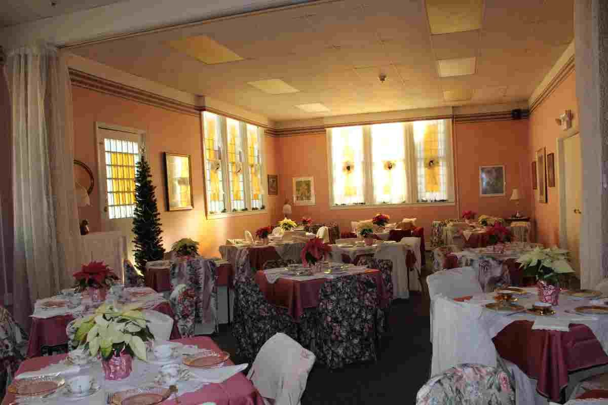 The Sayville Congregational Church set for its 28th' Annual Victorian Tea this weekend