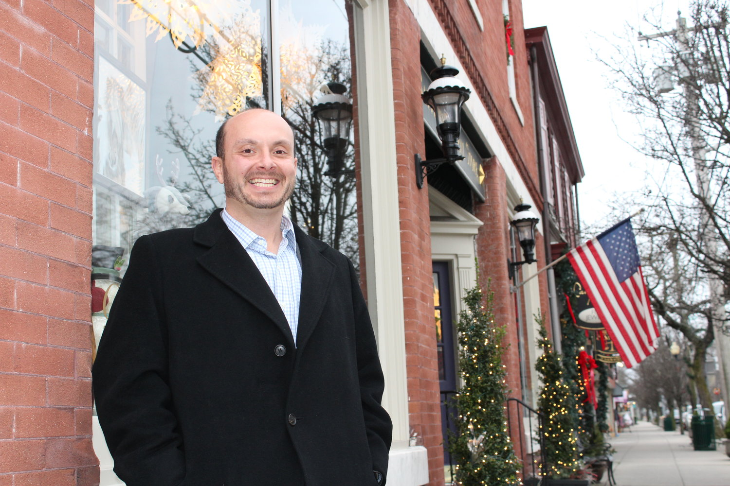 Assemblyman Andrew Garbarino got the official Suffolk and Nassau Republican nod to run for Congressman Peter King's seat this week.