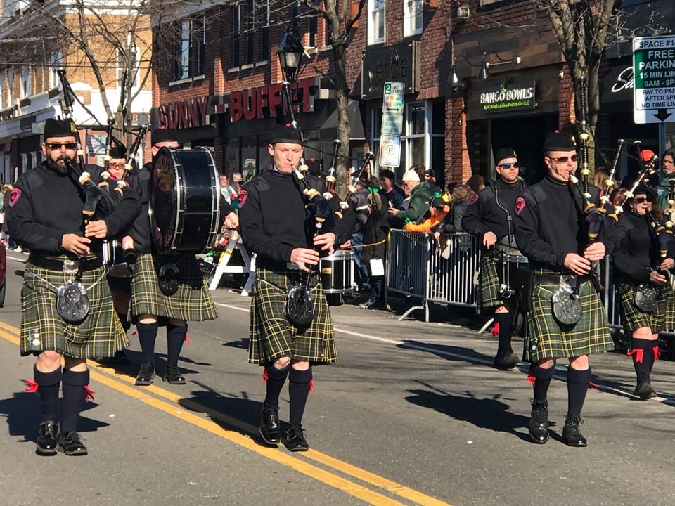 Bay Shore-Brightwaters St. Patrick's Parade is among the various parades across Suffolk County scheduled for this weekend that were canceled by the Suffolk County Department of Health Services.