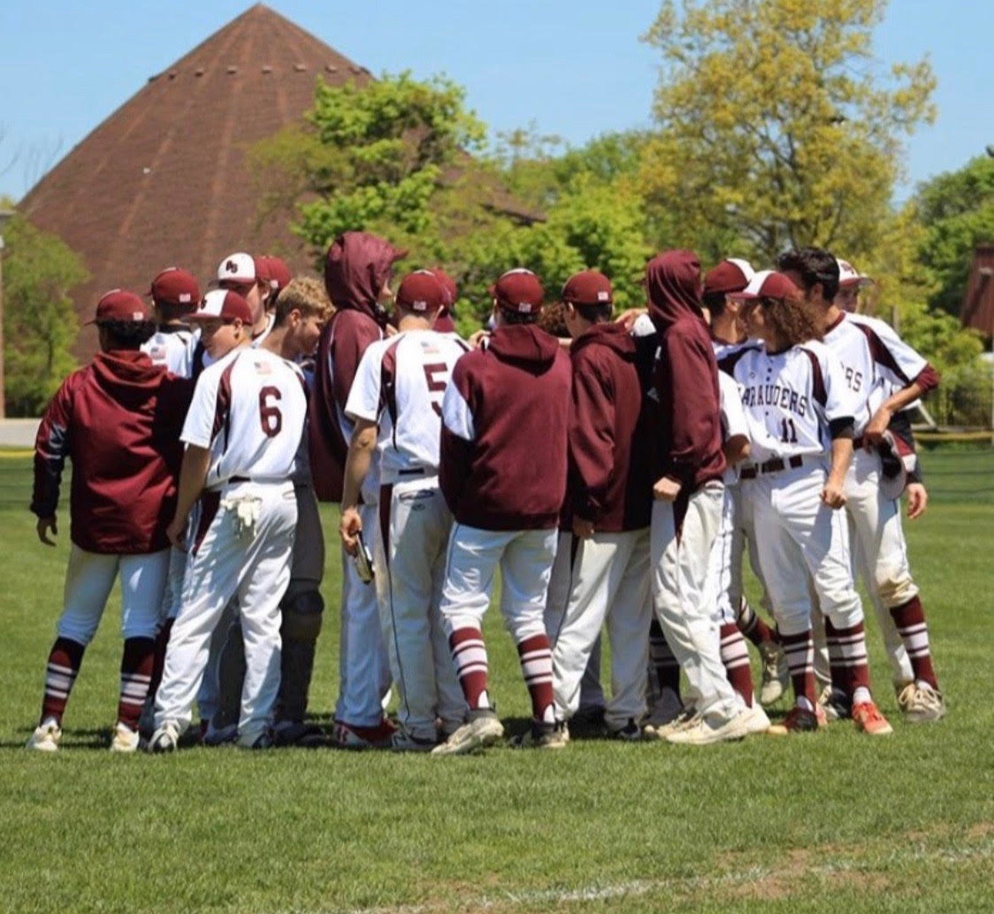 Bay Shore High School's baseball team managed to practice seven times before