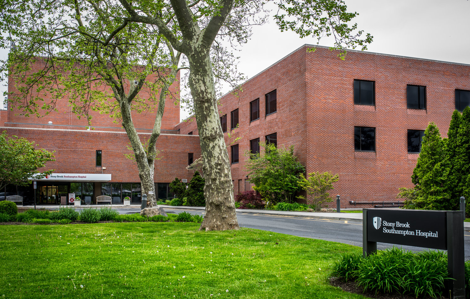 Stony Brook Southampton Hospital was named a national leader in LGBTQ health care equality.
