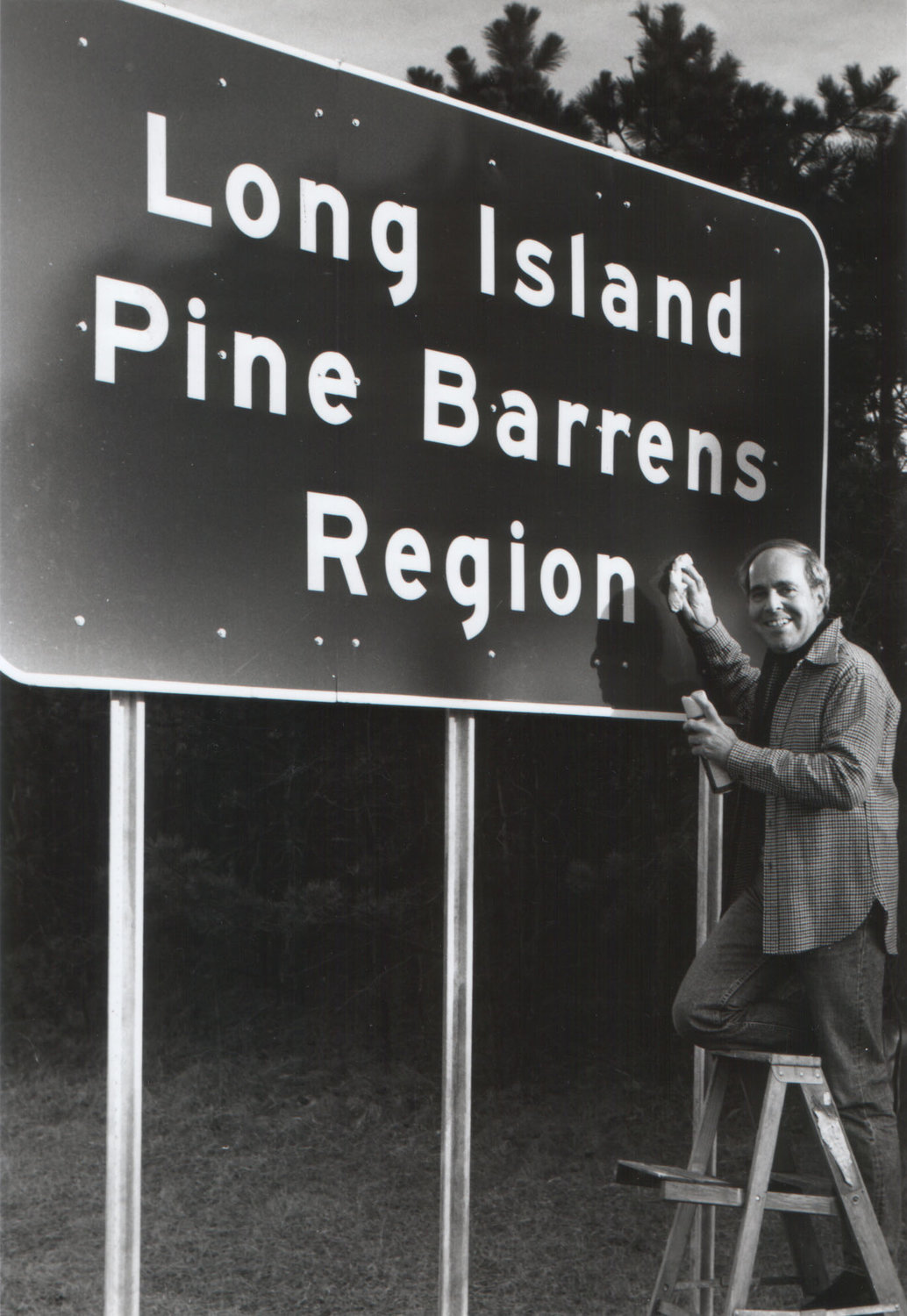 The society's mission began on Amper's kitchen table. Now, the Long Island Pine Barrens Society is responsible for preserving over 100,000 acres.