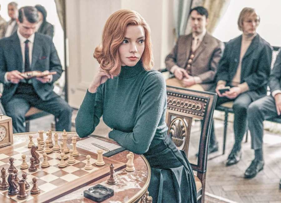 Anya Taylor-Joy plays the exquisitely broken Beth Harmon, who is as much of a prodigy in her love life as she is in her chess game.