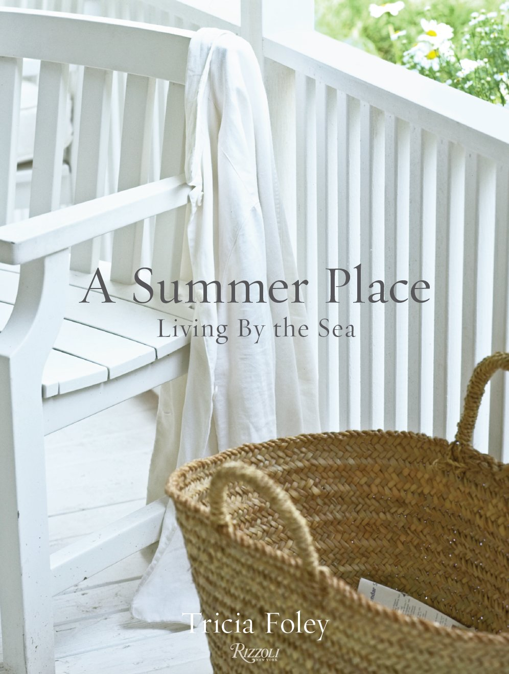 """A Summer Place: Living By the Sea"" is Brookhaven resident Tricia Foley's new book."