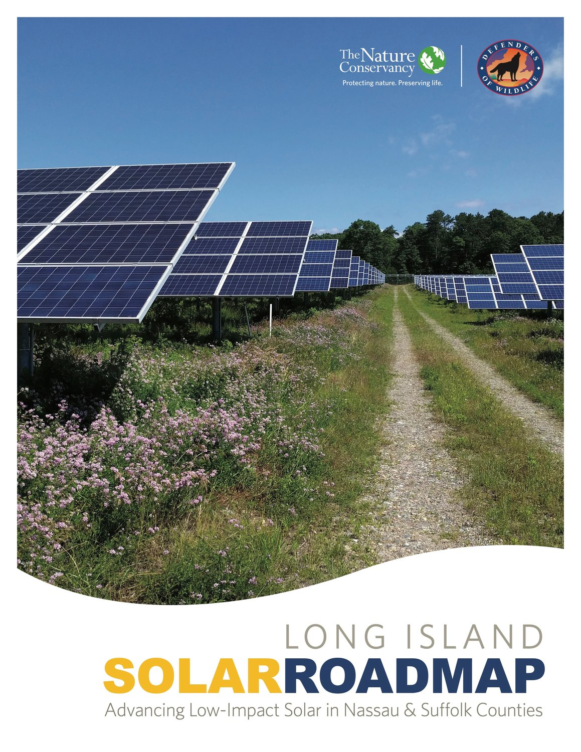 "The Nature Conservancy and Defenders of Wildlife just issued their recent March report, ""The Long Island Solar Roadmap"" and interactive online map, with specific areas where Long Island can produce more solar electricity than the region uses."