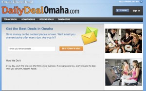 Omaha World Herald to Groupon: You've gotten nothing on us.
