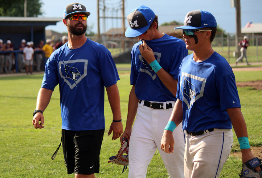 Jays baseballers took the field as a team for the final time on July 28, falling to Logan-Rogersville but finishing the summer with a winning record.