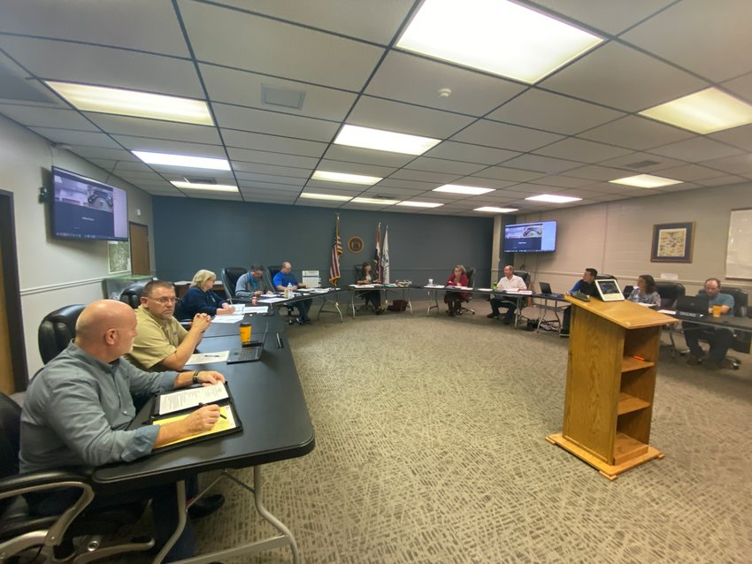 The Marshfield City of Aldermen met Thursday, Oct. 14 at City Hall. The full Zoom recording of the meeting is available online at marshfieldmo.gov.