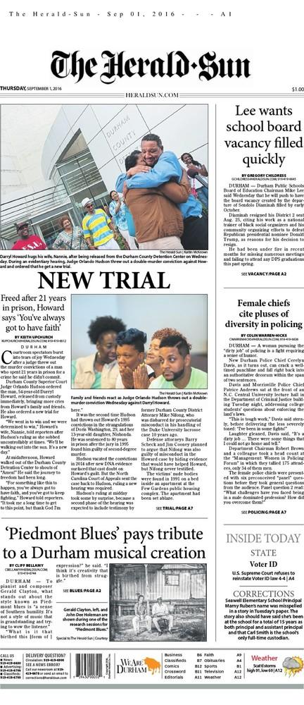 The Durham Herald-Sun