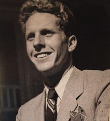 Newton Hayes Foster III, 94, of Harrison